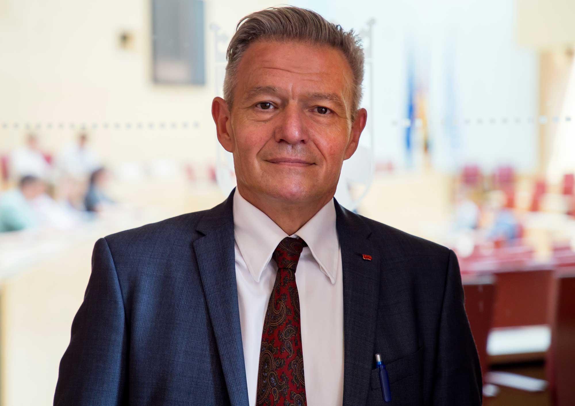 Horst Arnold MdL